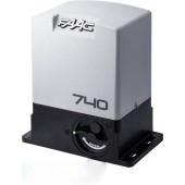 Автоматика для откатных ворот FAAC 740 SET