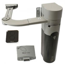 Автоматика для распашных ворот Nice Walky 1024 KCE