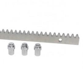 Зубчатая рейка 12 мм - 1 метр