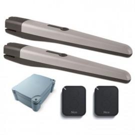 Автоматика для распашных ворот Nice Toona 4016/P (комплект)
