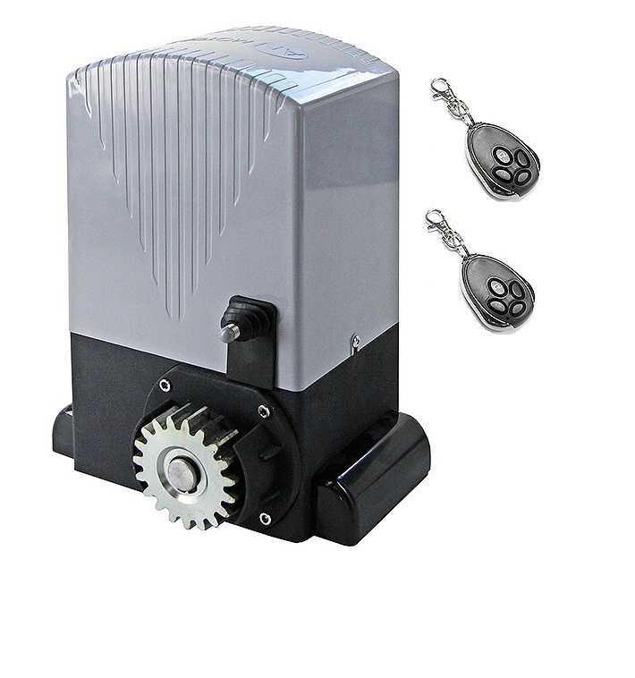 Автоматика для откатных ворот Ан Моторс недорого