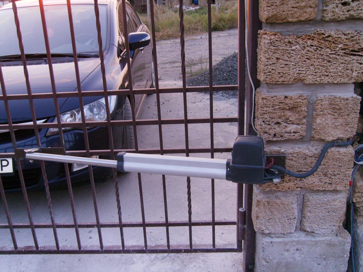 Купить комплект автоматики для распашных ворот Sommer