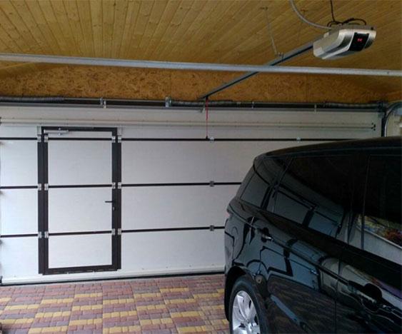 Комплект автоматики для гаражных ворот AN MOTORS