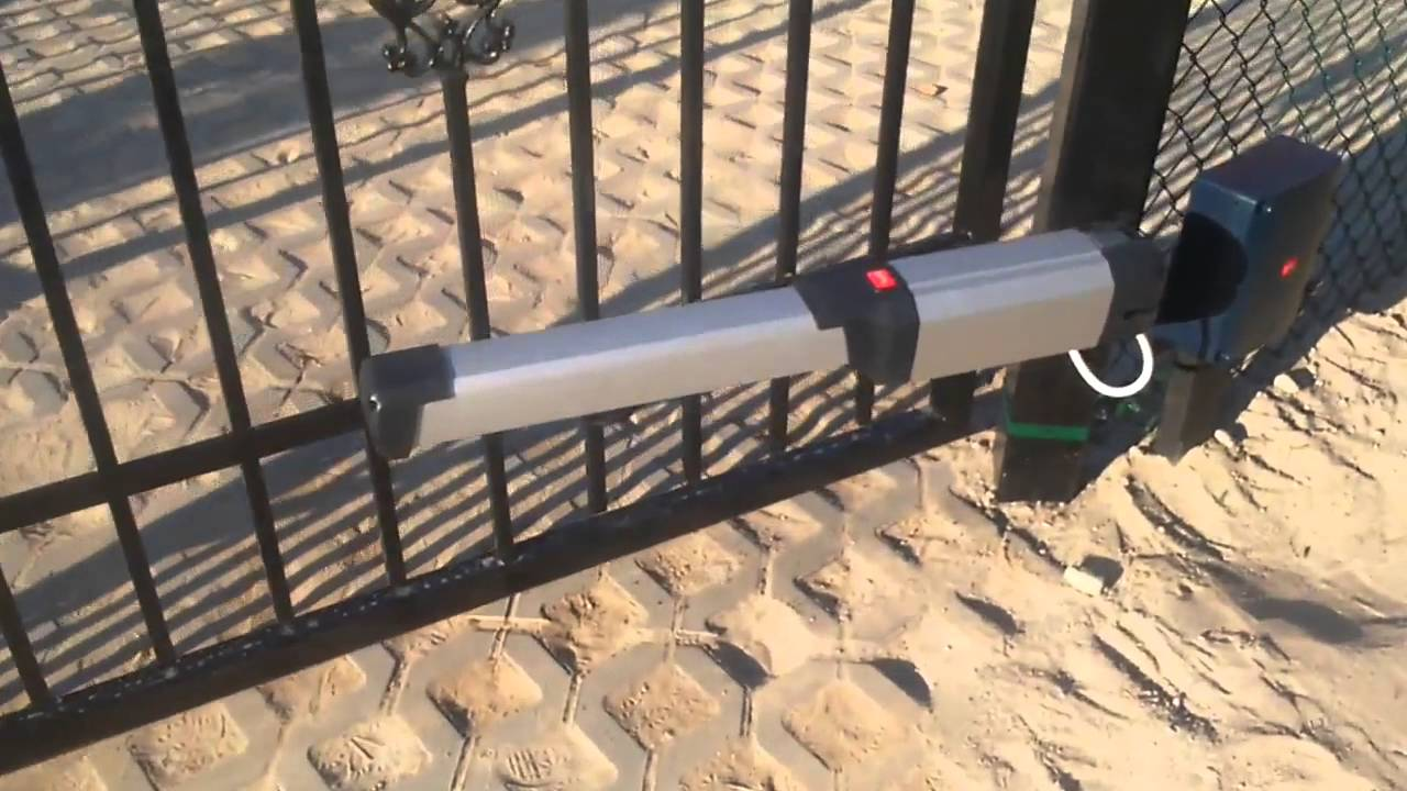 Купить комплект автоматики для распашных ворот BFT