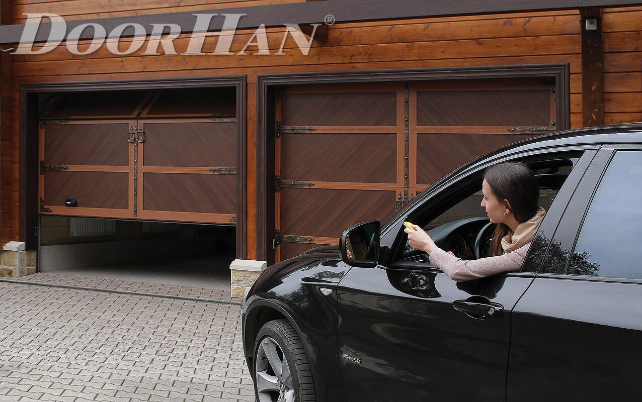 Стоимость комплекта автоматики для гаражных ворот Doorhan